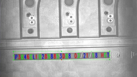 PCB板字符缺陷检测