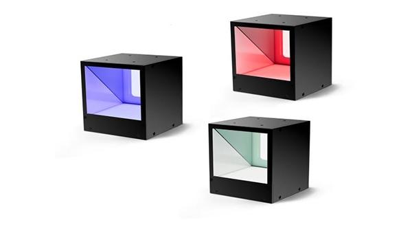 德宏机器视觉同轴光源