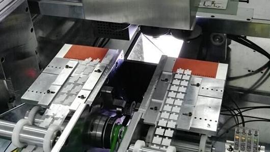 FPC胶纸机定位贴合视觉系统