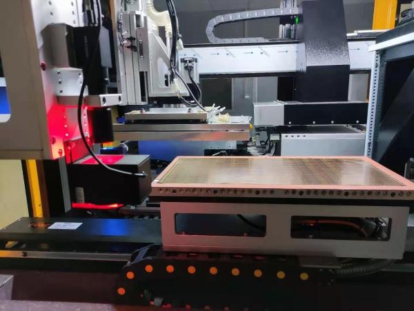 FPC覆盖膜片对片贴合系统
